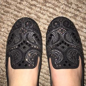 Rock N Republic jeweled loafers